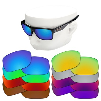 OOWLIT Polarized Replacement Lenses for-Oakley TwoFace OO9189 Sunglasses oowlit polarized replacement lenses of blue gradient for oakley frogskins sunglasses