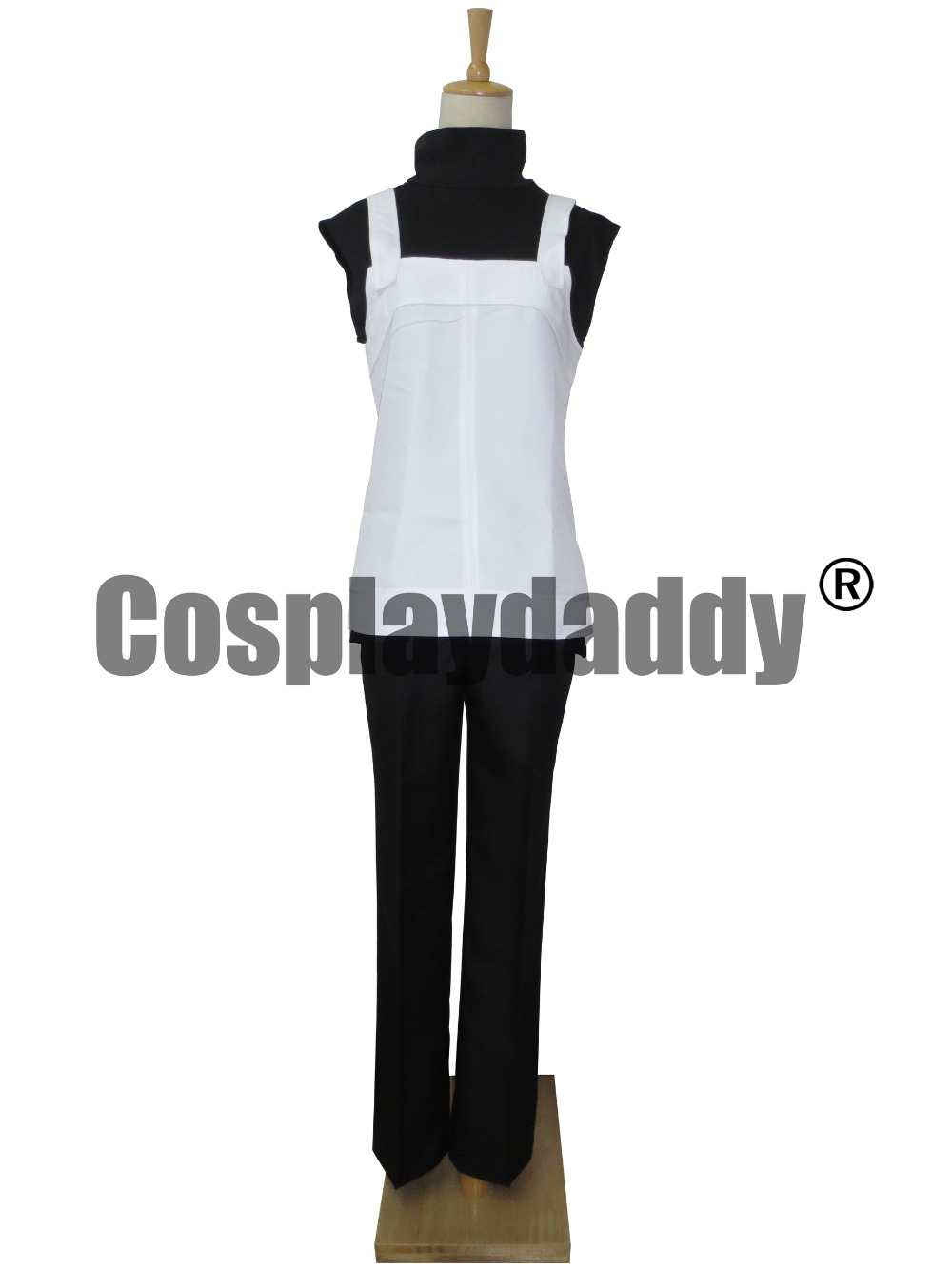Japanese Anime Naruto Kakashi Anbu Cosplay Costume new outfit