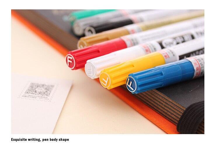 neelde canetas extra ponto fino marcador de