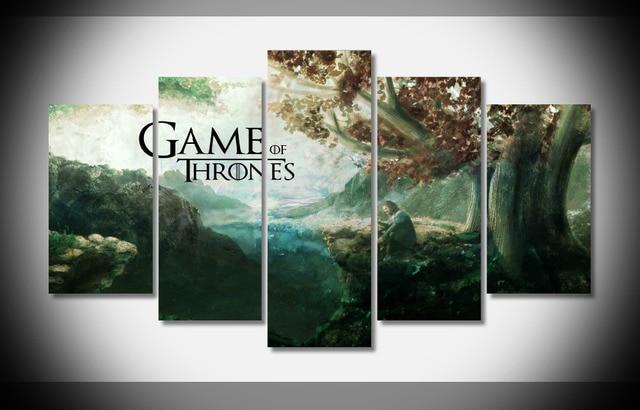 6793 game of thrones poster frame framed art print home art decor ...