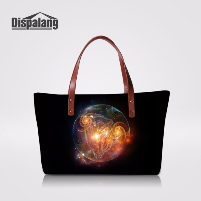 Dispalang Novel Design Circle Las Shoulder Handbags Women Bag S Tote Top Handle