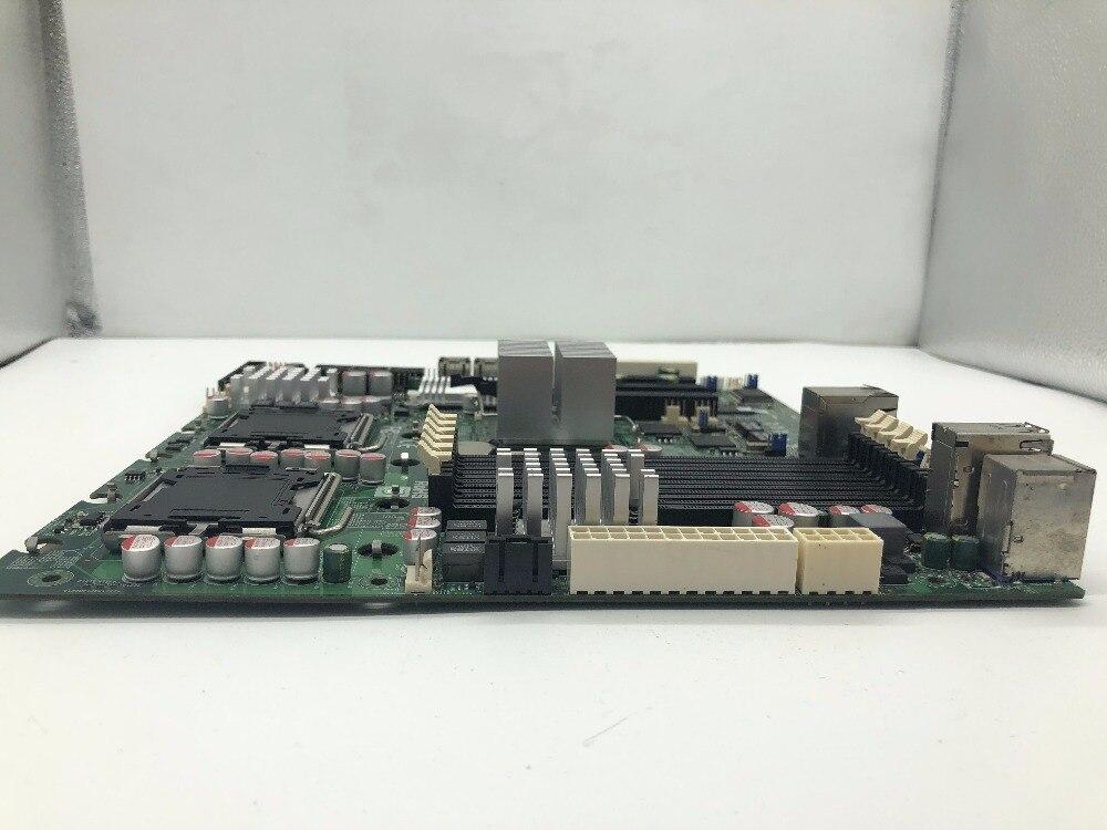 X7DCA L server board per Supermicro ben collaudato di lavoro-in Server da Computer e ufficio su  Gruppo 1