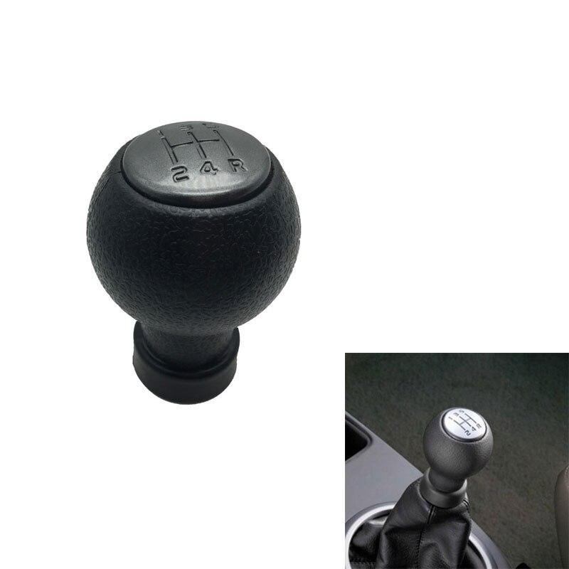 5 Speed Manual Gear Knob Shift Shifter Knobs Handball Head For Suzuki Swift 2005-2010 / SX4 2007-2013 / ALTO 2010-2015