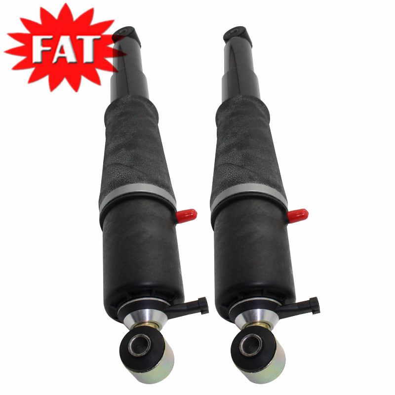 2 PCS Pair Rear Air Suspension Shock Absorber For Cadillac Escalade Chevy Tahoe Avalanche Suburban GMC