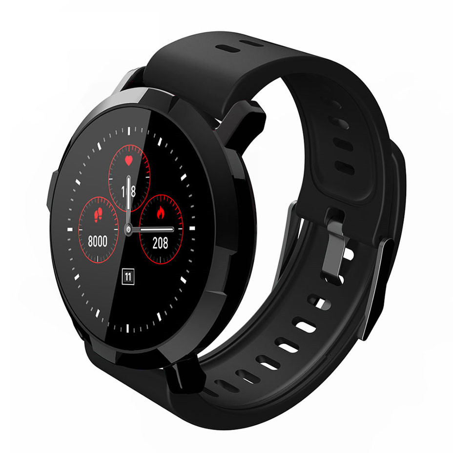 Sports Smart Watch Blood Pressure Heart Rate Monitor Fitness