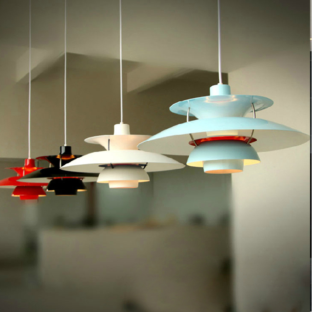 Louis Poulsen Repro Ph50 Pendelleuchte Lampen Suspension Anhänger 50 Cm Ac  90 260 V Novelty Nice Ideas