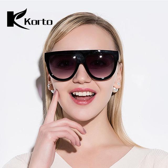 52a95ceeb2b68f Kim Kardashian Oculos Sunglasses Feminino Women Oversized Luxury Designer  Brand Female Sun Glasses Trends 2019 Ladies