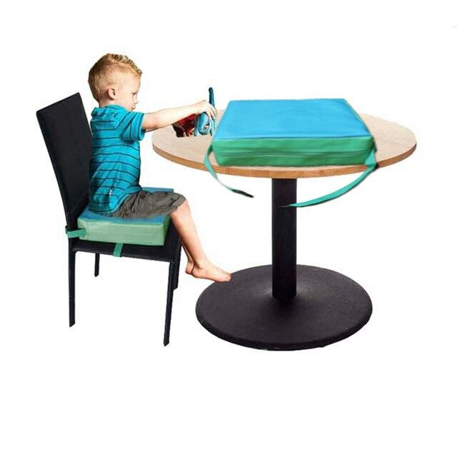 Высокое Качество Детское Кресло Увеличился Площадку Дети Едят стул Подушку Регулируемый Высокой Плотности Губка Стул Pad-MKA077 PT15