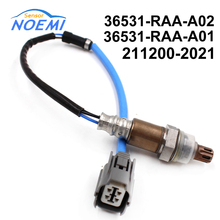 YAOPEI 36531-RAA-A01 36531-RAA-A02 211200-2021 Air Fuel Sensor Air Fuel Ratio Sensor for 2003-2007 Honda Accord 2.4L 234-9040