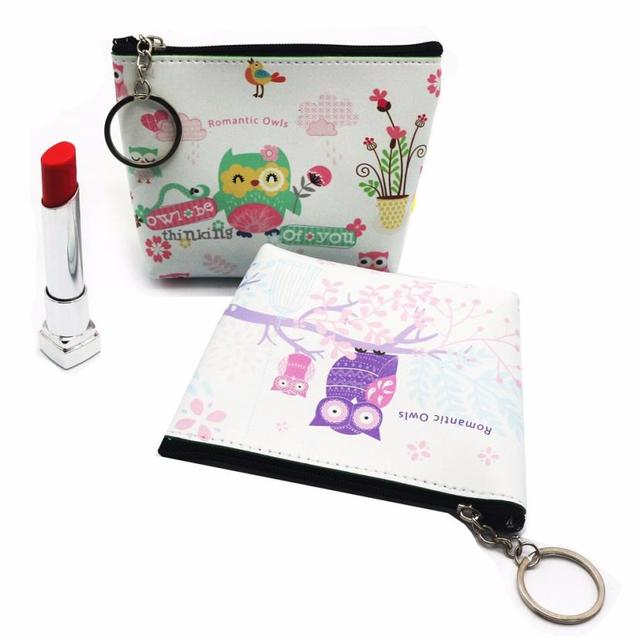 154ea593807f US $0.53 12% OFF Women Girls Lady Leather Small Wallet Coin Purse Clutch  Bag Women's Purse Pencil Case Wallet for Children Change Purse Carteras-in  ...