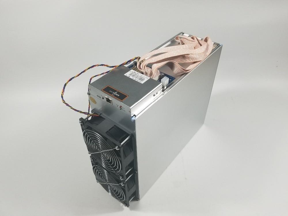 купить Newest Asic Ethash Ethereum ETH Miner Antminer E3 190MH/S Mining ETH ETC Better Than 6 8 12 GPU Miner S9 S9i S9j Innosilicon A10 недорого
