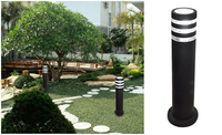 New Design Waterproof Outdoor Garden Lawn Lighting 4W AC85 265V Aluminum Landscape Lamp JW 5009