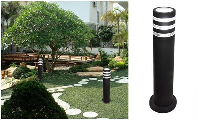 Nuovo design impermeabile esterna giardino prato lampada di