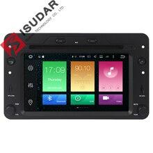 Isudar автомобильный мультимедийный плеер gps Android 8,0 автомобиль 1 Din DVD Automotivo для Alfa/Romeo/Spider/Brera/159 Sportwagon радио Восьмиядерный