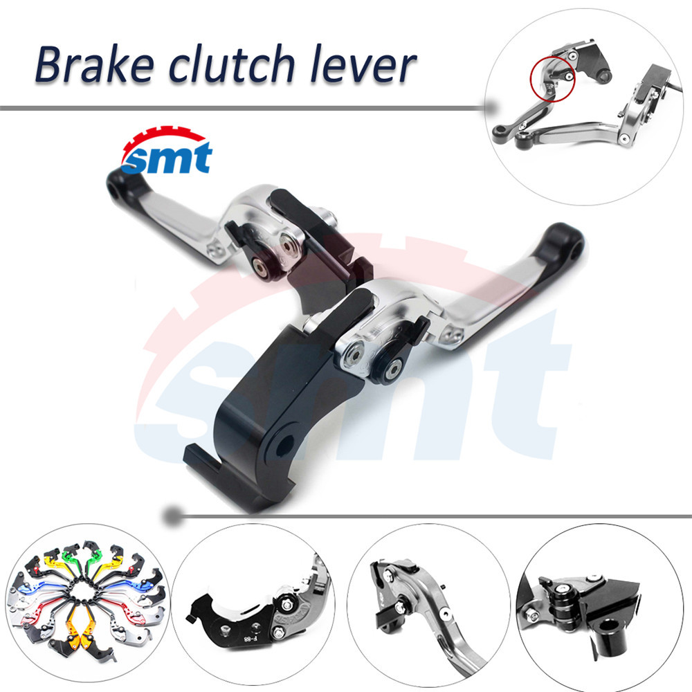 ФОТО top sale CNC racing lever silver color motorcycle brake clutch levers aluminum alloy FOR HONDA VTR1000F/FIRESTORM 2003/2004/2005