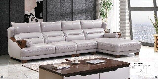 Wohnzimmer Sofa Möbel Mit Moderne Ecke Ledersofas/sofas Für Home Sofa
