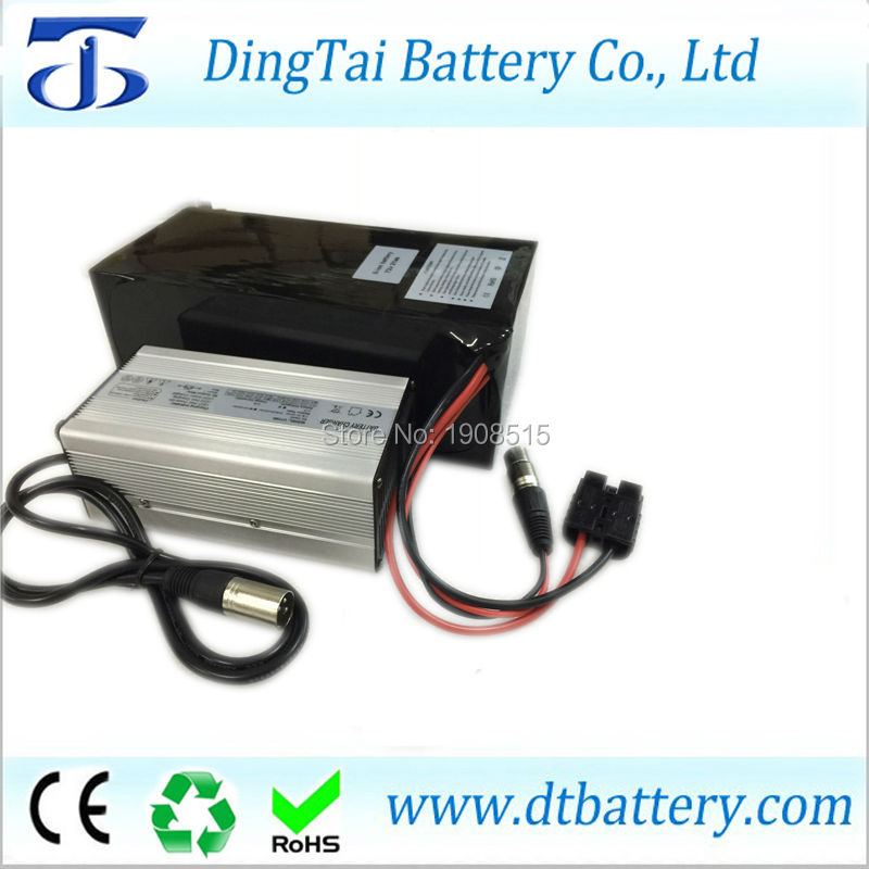 Lithium ion Battery Packs 60V 20Ah Electric Scooter Battery Pack with 50A BMS and 4A Charger lithium battery pack 72v 20ah li ion 18650 battery with 3a charger and bms for 5000w motor