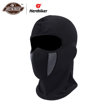 HEROBIKER Face Mask Motorcycle Hats Windproof Tactical Face Shield Helmet Beanies Training Mask Cycling Ski Moto Balaclava Caps face mask