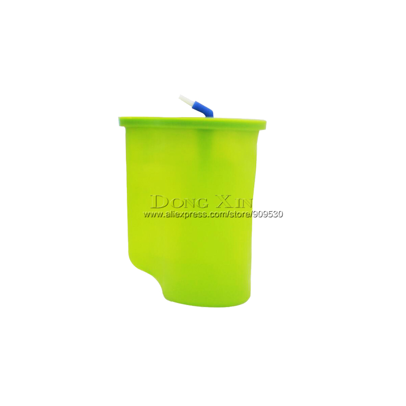 Conical Mug Silicone Mold With Handle  For ST-1520 3D Mini Sublimation Transfer Machine
