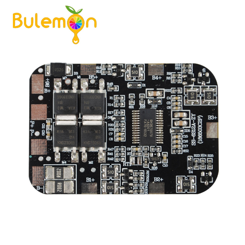 6S BMS 20A 29.4V 18650 lto Lithium Battery Balancer Pack Protection Circuit Equalizer Board Li-ion Balance Charging Module6S BMS 20A 29.4V 18650 lto Lithium Battery Balancer Pack Protection Circuit Equalizer Board Li-ion Balance Charging Module
