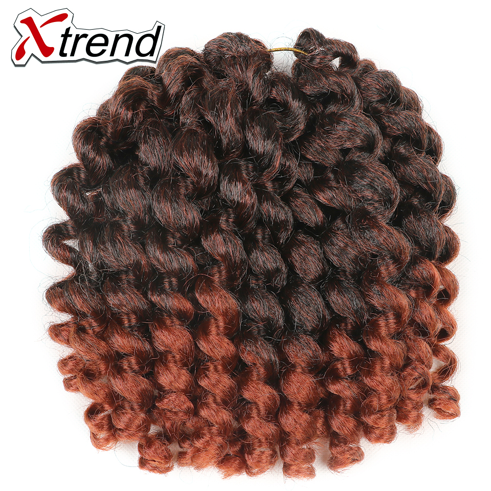 Xtrend 8 20roots 75g Ombre Jamaican Bounce Jumpy Wand