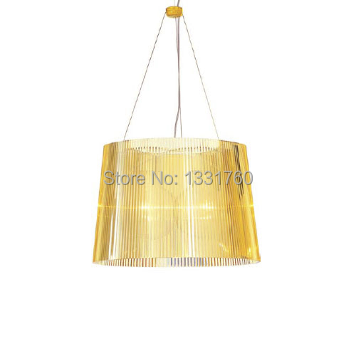 Italy lighting ghost pendant lamp K a r t e l l Baroque lighting minimalism reading room living room lighting