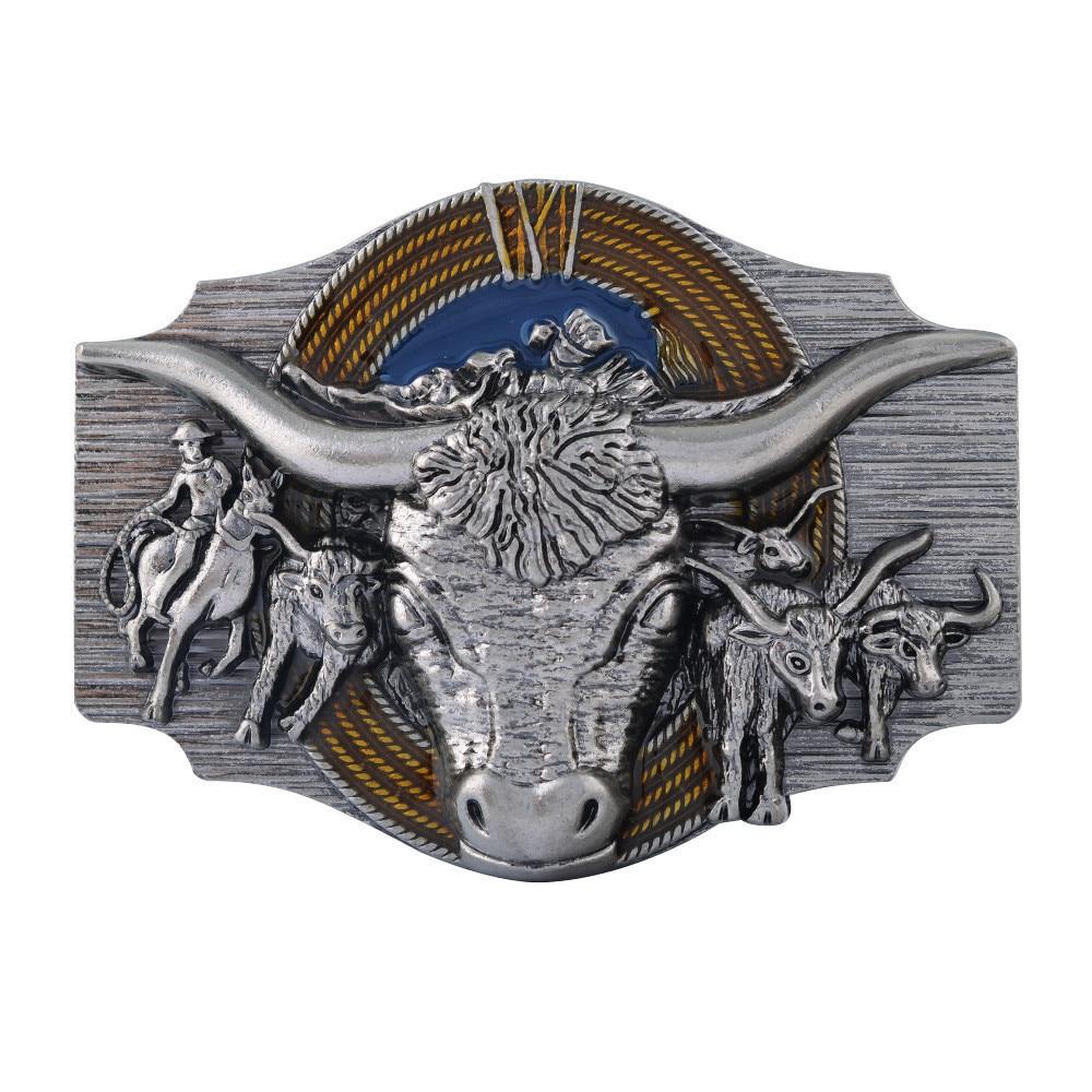 Faitheasy Nickel Plated Ring Semi Ring Ribbon Clasp Knapsack Belt Buckle
