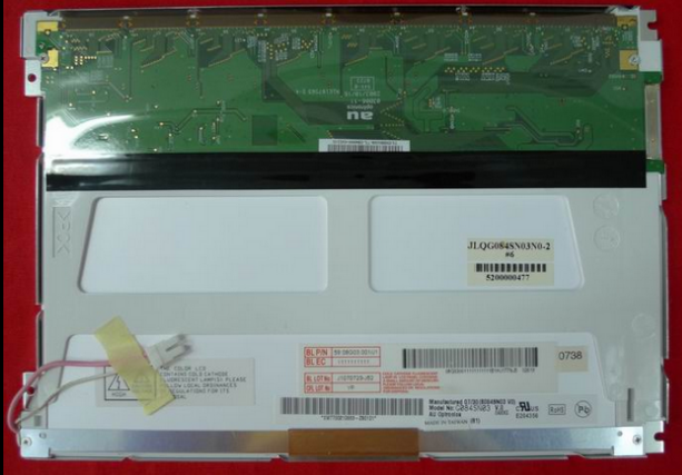G084SN03 V.0 G084SN03 V.1 New 8.4 inch lcd screen free shipping g084sn03 v 1 lcd displays