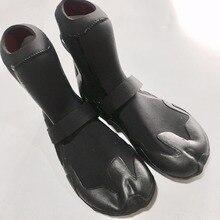 Неопреновые ботинки 3 мм, резиновая обувь CR, обувь для серфинга и дайвинга