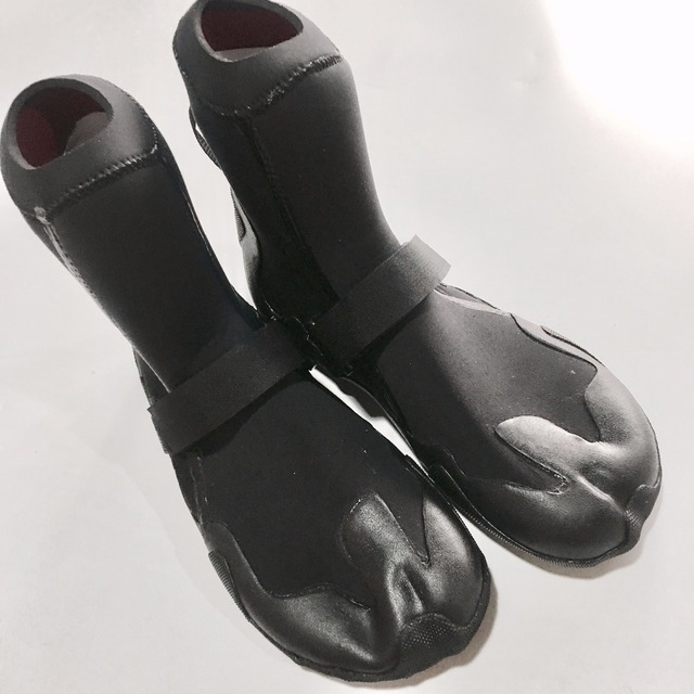 Neoprene Boots 3mm CR Rubber Shoes Surfing Diving Shoes