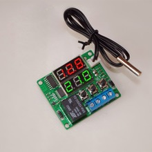 High-precision control temperature digital display temperature control switch, miniature temperature control board цены