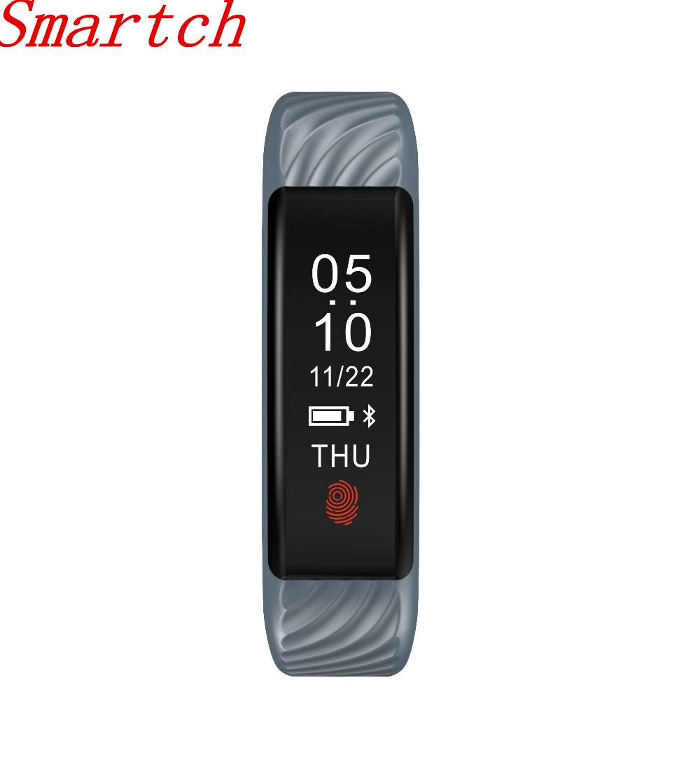 Smartch W810 Bluetooth Smart Band Watch Mobile Heart Rate Mate For Android iPhone Jul11 Professional Factory