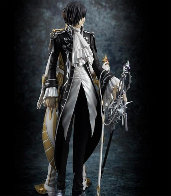 2pcs/set kururu suzaku CODE GEASS Lelouch of the Rebellion Action Figure PVC New Collection figures toys brinquedos Collection