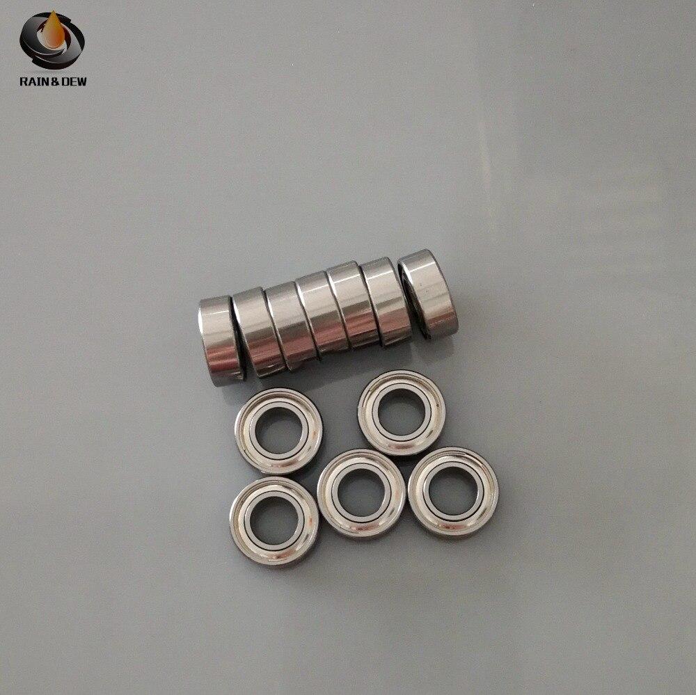 440c Stainless Steel Ball Bearing Bearings MR137ZZ 7x13x4 mm SMR137ZZ QTY 5