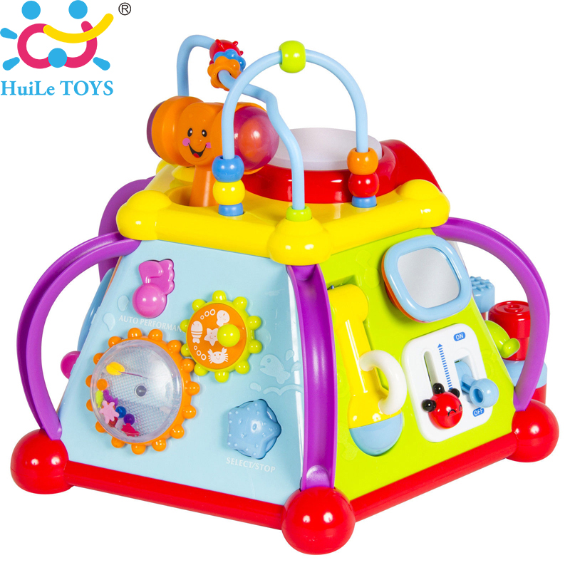 Baby-Toys-Happy-Small-World-Puzzle-Brinquedos-para-Bebe-Early-Development-Toys-Multifunctional-Game-Toys-for-Children-Xmas-Gifts-3