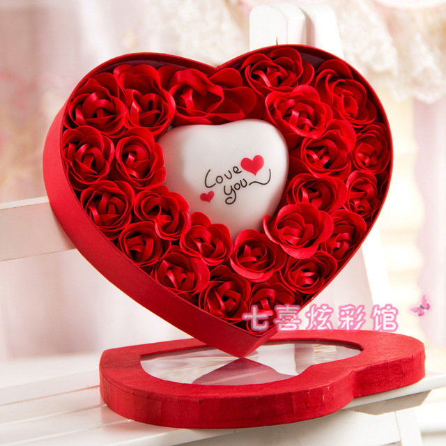 Your Girlfriends Birthday Express Courtship Special Gifts For Romantic Girl Wife Like Surprise