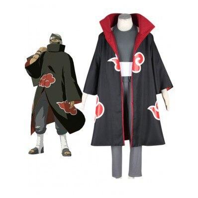 Custom Made Naruto Kakuzu Cosplay Costume Cartoon Character