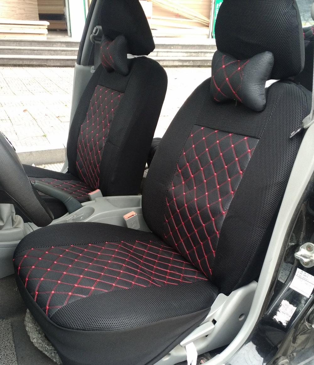 car seat cover universal size racing seat new and unique single car seat cushion leather seat. Black Bedroom Furniture Sets. Home Design Ideas