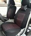 Tampa de Assento do carro. Tamanho Universal, Assento de corrida, novo E Original única almofada do assento de carro, tampas de assento de couro, capas de carro