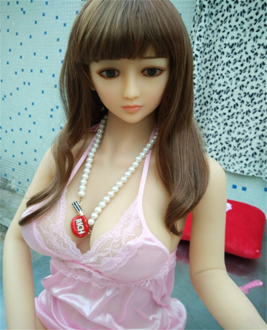165Cm Silicone Dolls Life Size Soft American Real Silicone -7663