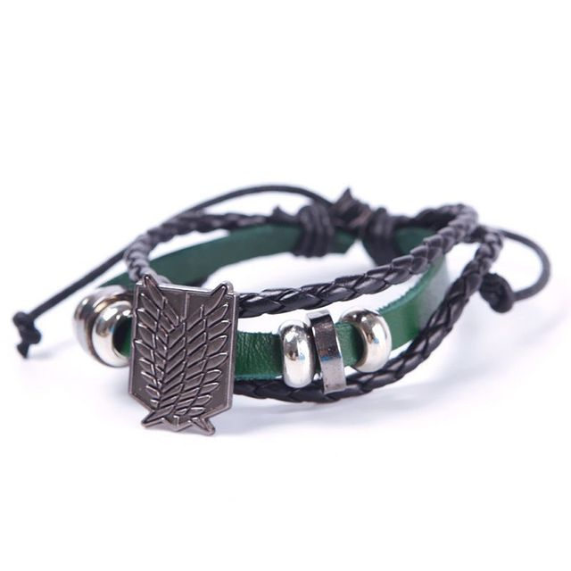 Attack on Titan Shingeki no Kyojin Bracelets
