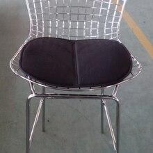 Подушки для Гарри бертойя, Проволочная Подушка для стула, подушка для сидения, мебель для столовой, Минималистичная, современная, железная, столовая, ПУ, ushion, без стульев