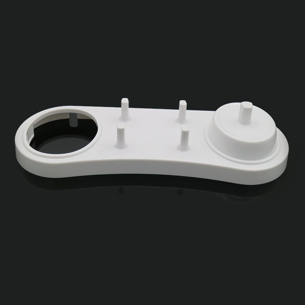 replacement Electric Toothbrush Stander Support White Holder for Oral B (D12 D20 D16 D10 D36 3757 ) image