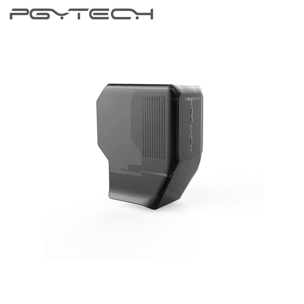 PGYTECH 1 piezas cardán Protector DJI OSMO bolsillo cardán cubierta de la Lente de la Cámara tapón para DJI OSMO bolsillo Accesorios