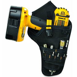 Hoomall herramienta bolsas herramientas cinturón electricista bolsas para herramienta 600D Oxford bolsa cintura cinturón organizador Durable Hardware Herramientas