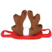 Christmas Antler Dog Cat Headband Puppy Hairband Hair Accessory Pet Toy Product