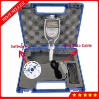 FHT 05 Digital Fruit Hardness Tester Gauge with USB Data Cable and Software Peach Banana Citrus Persimmon Fruit Penetrometer
