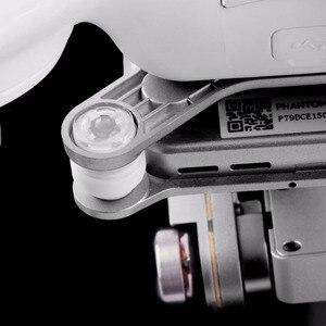 Image 5 - Giunto cardanico Piastra di Montaggio Anti Vibrazione di Gomma di Smorzamento Palla Anti goccia pin Locker per DJI Phantom 3 Standard di 3s SE Drone Accessorio