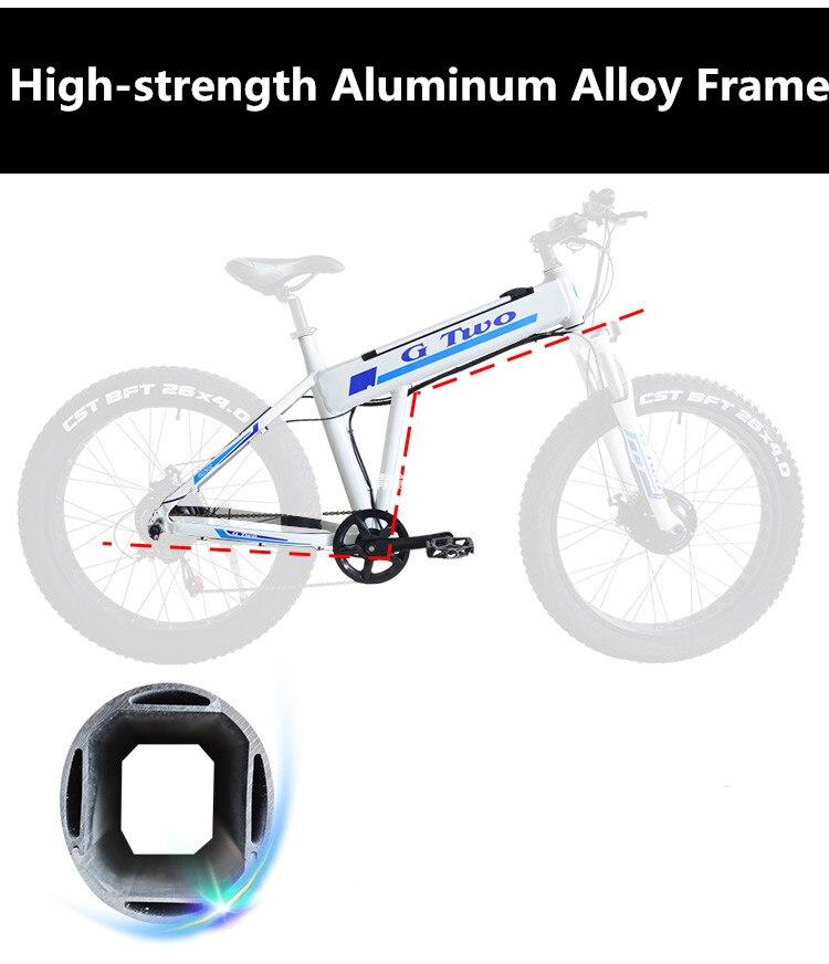 HTB1IwJeXzzuK1Rjy0Fpq6yEpFXaM - 26inch Electrical Bike Fats Tire Electrical Mountain Bicycle,350W/500W Motor,48V10.4Ah/11.6Ah Lithium Battery,Aluminium Alloy Body