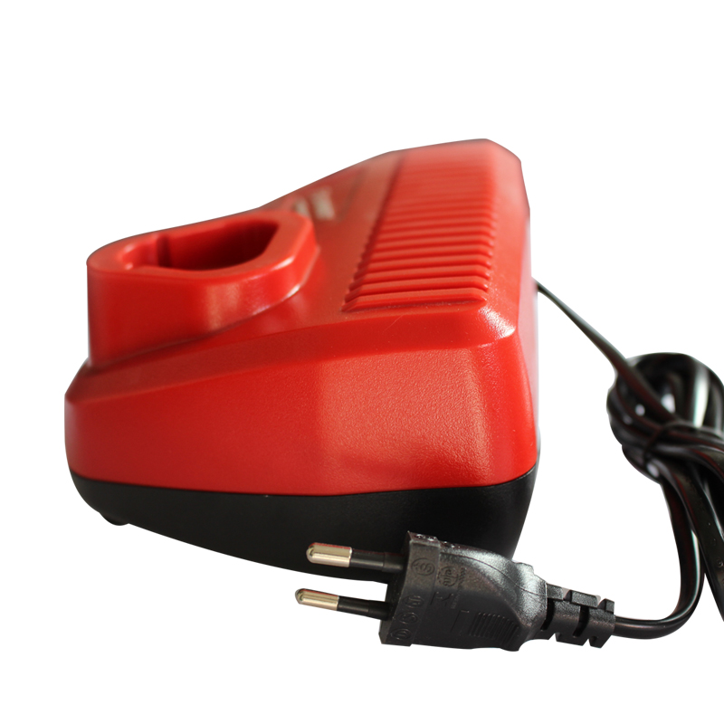 AC220-240V Li-ion Charger for Milwaukee M12 Input  Output 12V 10.8V  48-59-2401 48-11-2402 Power Tools replacement li ion battery charger power tools lithium ion battery charger for milwaukee m12 m18 electric screwdriver ac110 230v